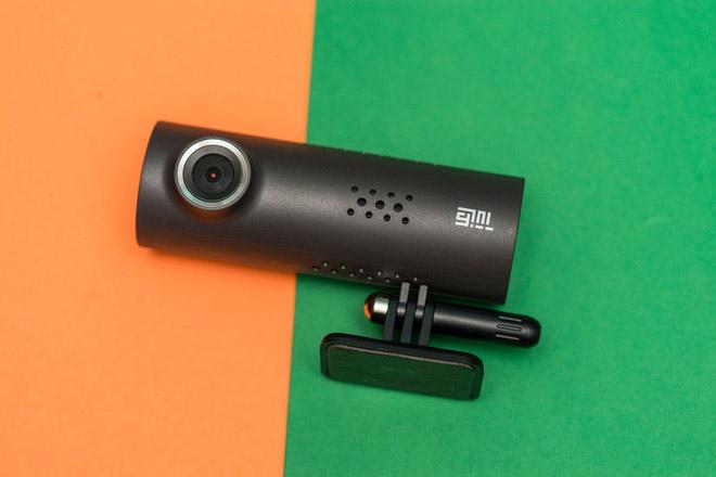 hình ảnh nổi bật của camera hành trình 70Mai Dashcam