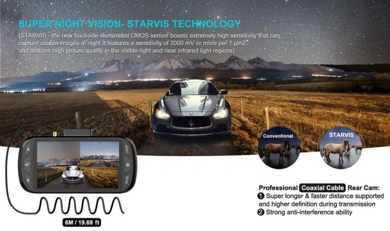 camera qct100 có tầm nhìn đêm rõ nét