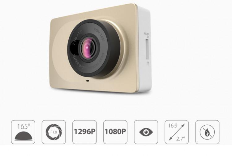 Camera hành trình Xiaomi Yi Smart Car DVR giá tốt nhất trên thị trường