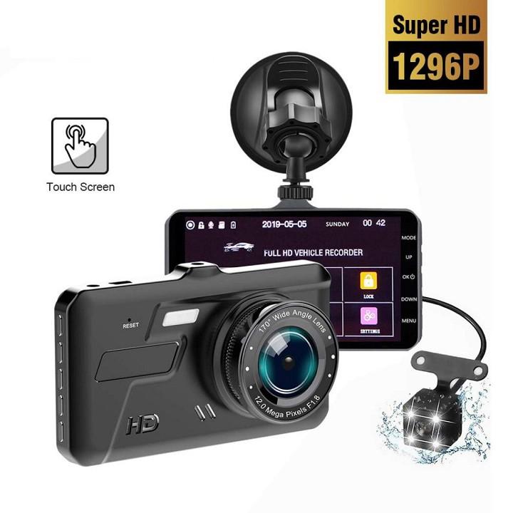 giới thiệu về Camera hành trình PKGR-V10