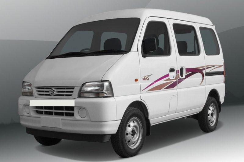 Maruti Eeco Electric MPV
