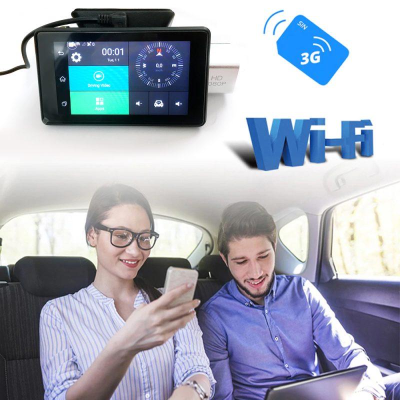Camera BM02 tích hợp 3G và wifi
