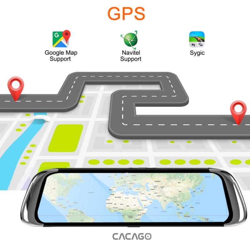 G08S PLUS điều hướng GPS và chỉ đường chính xác