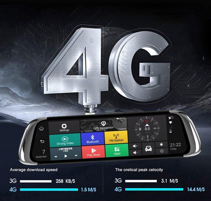 G08S PLUS kết nối 4G tiện dụng