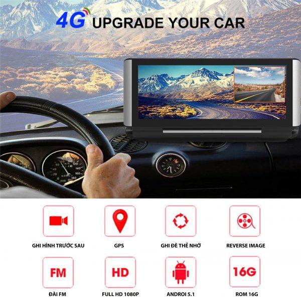 camera có thể Phát wifi từ sim 4G cho 10-15 người dùng.