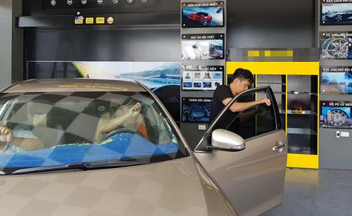 Những Điểm lưu ý  để bạn chọn phim cách nhiệt  tốt nhất cho xe ô tô Cach-nhiet