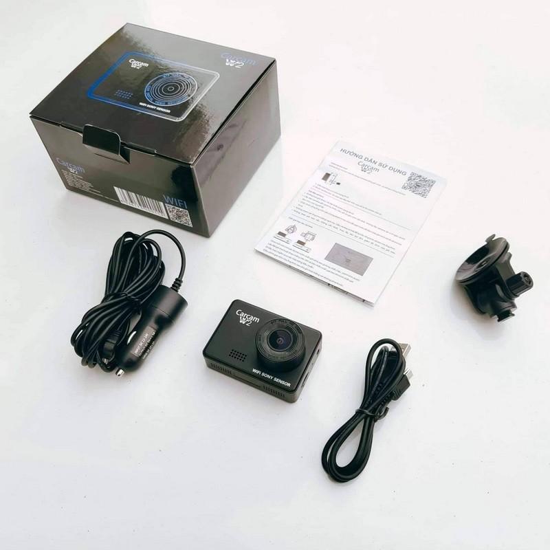 Camera hành trình Carcam W2 Wifi