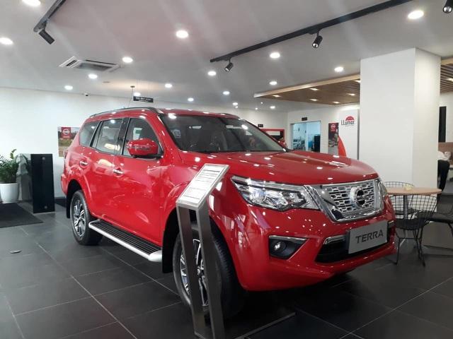 cập nhật Giá xe Nissan tháng 10