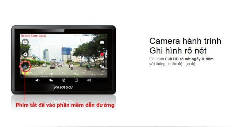 Camera hành trình Ghi hình rõ nét